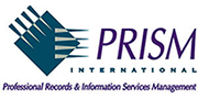 PRISM International™ is the standard-setting body advocating for best practices in records and information management.